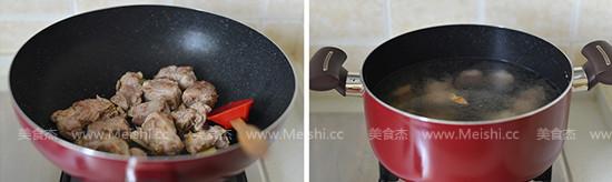 冬瓜海带排骨汤的做法图解
