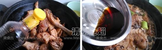 双菇红烧柴鸡怎么吃