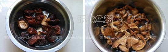 双菇红烧柴鸡的做法大全