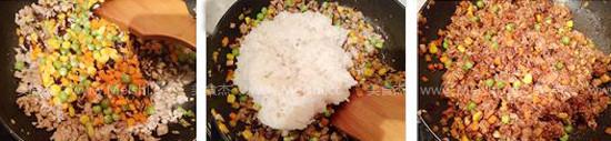 糯米烧麦的家常做法