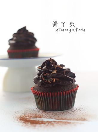巧克力纸杯蛋糕的做法
