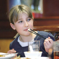 在美中餐老板:放味精爱来不来