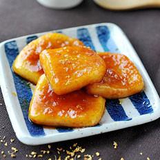 桂花糖年糕
