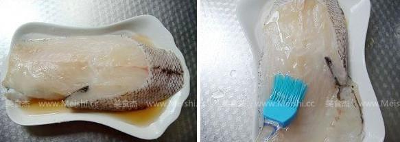 香烤鳕鱼块的做法图解