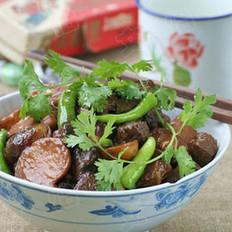醬燜牛肉小土豆