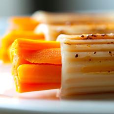 胡萝卜六种吃法胜良药