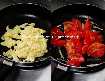 番茄炒豆腐的家常做法