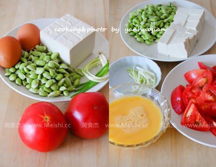 番茄炒豆腐的做法大全