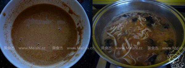 胡辣汤的简单做法