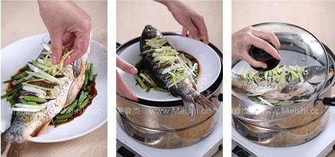 清蒸鲤鱼的家常做法