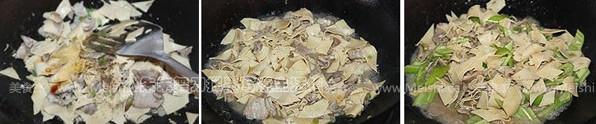 尖椒干豆腐的家常做法