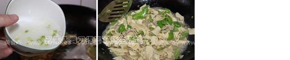 尖椒干豆腐的简单做法