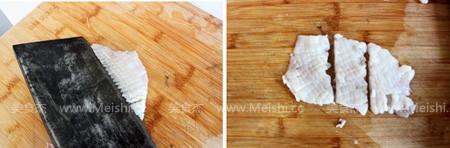 泡菜海鲜豆腐锅的做法图解