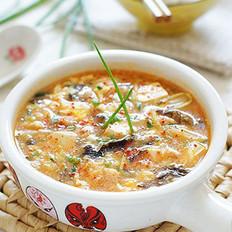 韩式泡菜酸辣羹