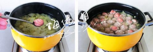 羊肉丸子汤的简单做法