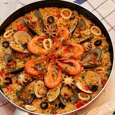 西班牙海鮮燴飯
