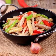 三鲜蘑菇煲
