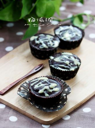 淋面巧克力蛋糕的做法