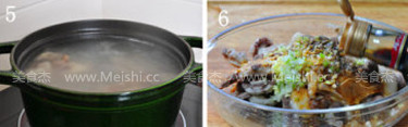 韩式牛尾汤的家常做法