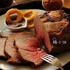 7分熟烤牛肉的做法大全