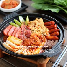 韩国部队锅