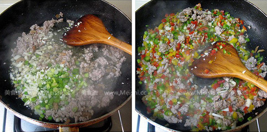 鱼香茄子煲的简单做法