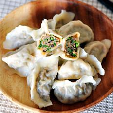韭菜鮮肉水餃