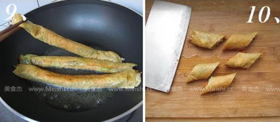 黄金卷怎么吃
