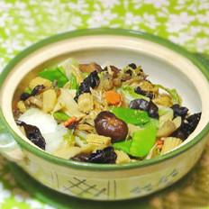 潮汕名菜:八宝素菜