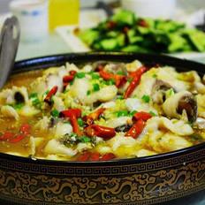 酸菜鱼的五个美食典故