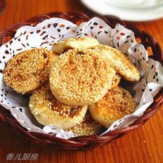 香葱小肉饼
