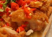 蚝油柚皮鸭