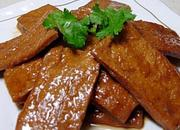官渡五香豆腐干