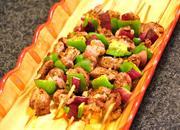 玉树烤羊肉串