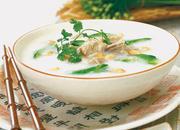 淮阴鸡粥蒲菜