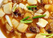 三鲜豆腐脑