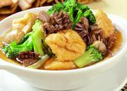 杂锦豆腐煲