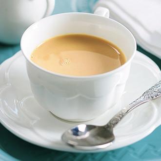 自制原味奶茶