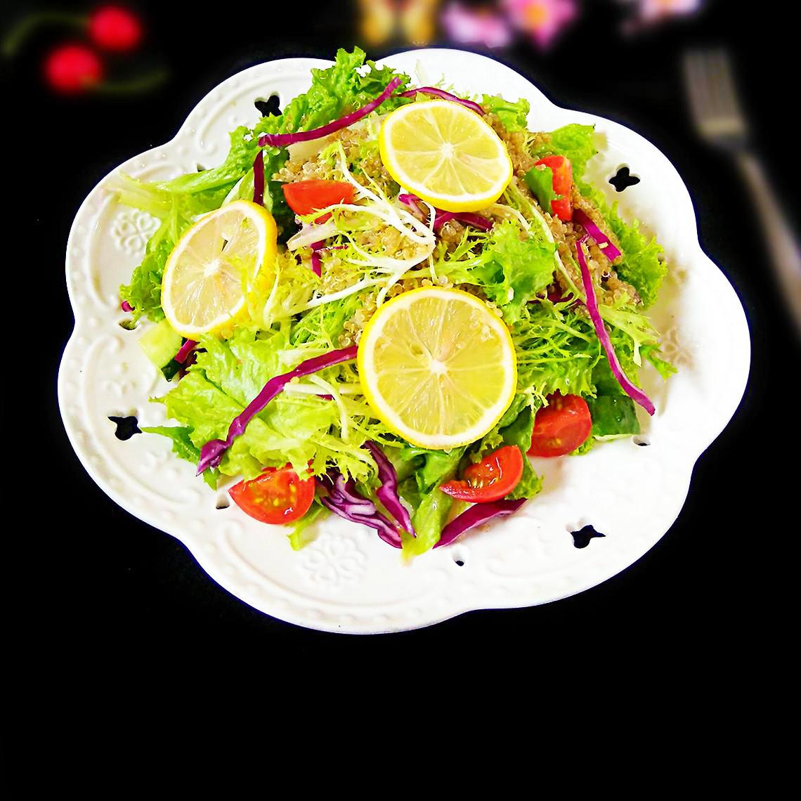 低卡果蔬沙拉
