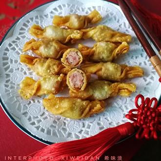 糖果香肠水饺