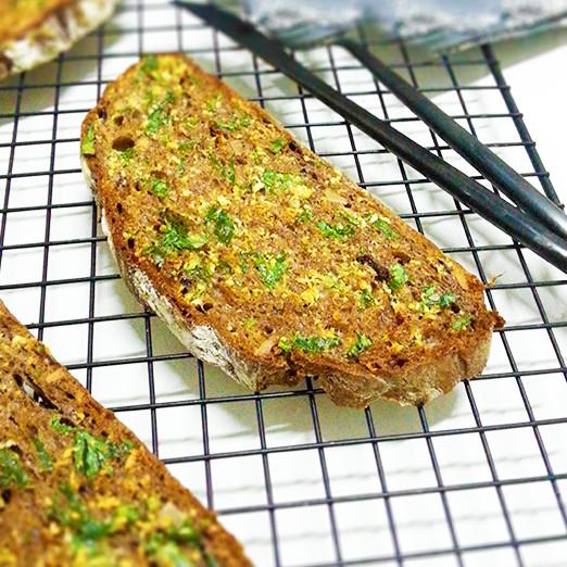 香烤杂粮面包脆片