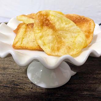 自制香酥薯片