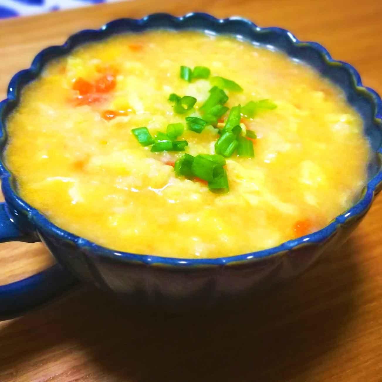 酸甜疙瘩汤