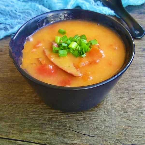 糯米粉浓汤