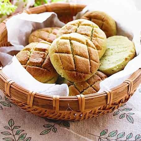 抹茶明冶饼干