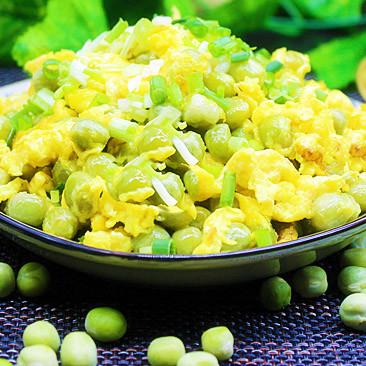 营养|鸡蛋炒甜豆