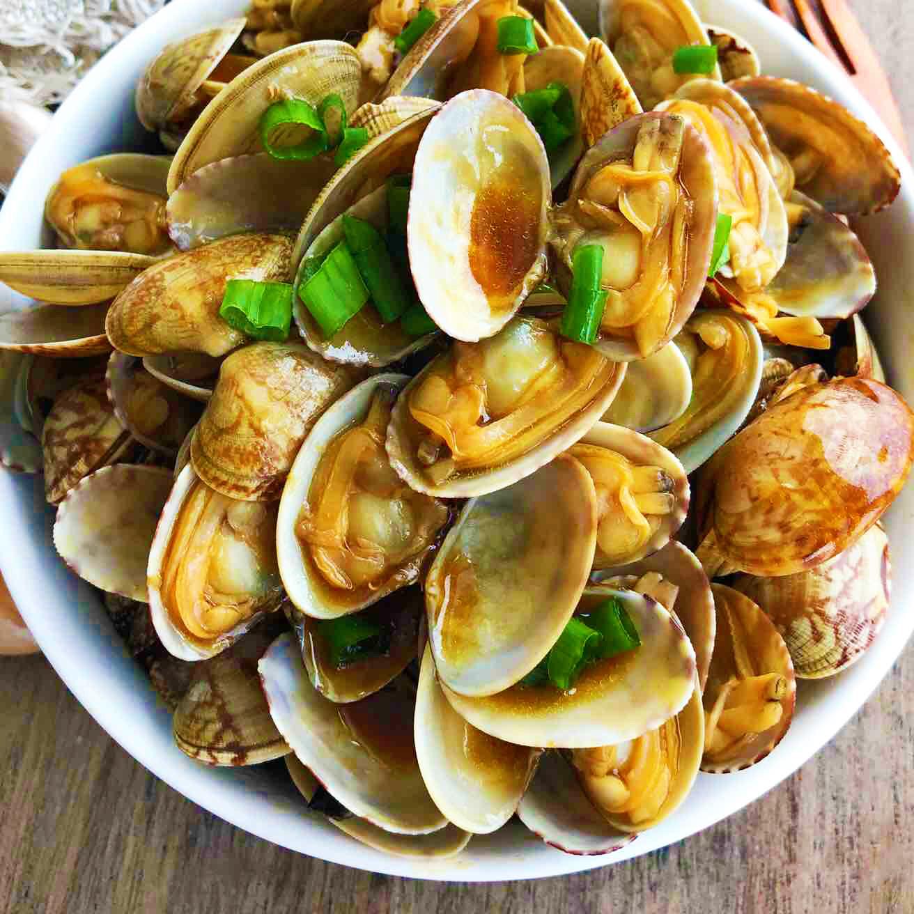 鲜美|蚝油花蛤