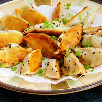焦香|生煎牛肉饺子