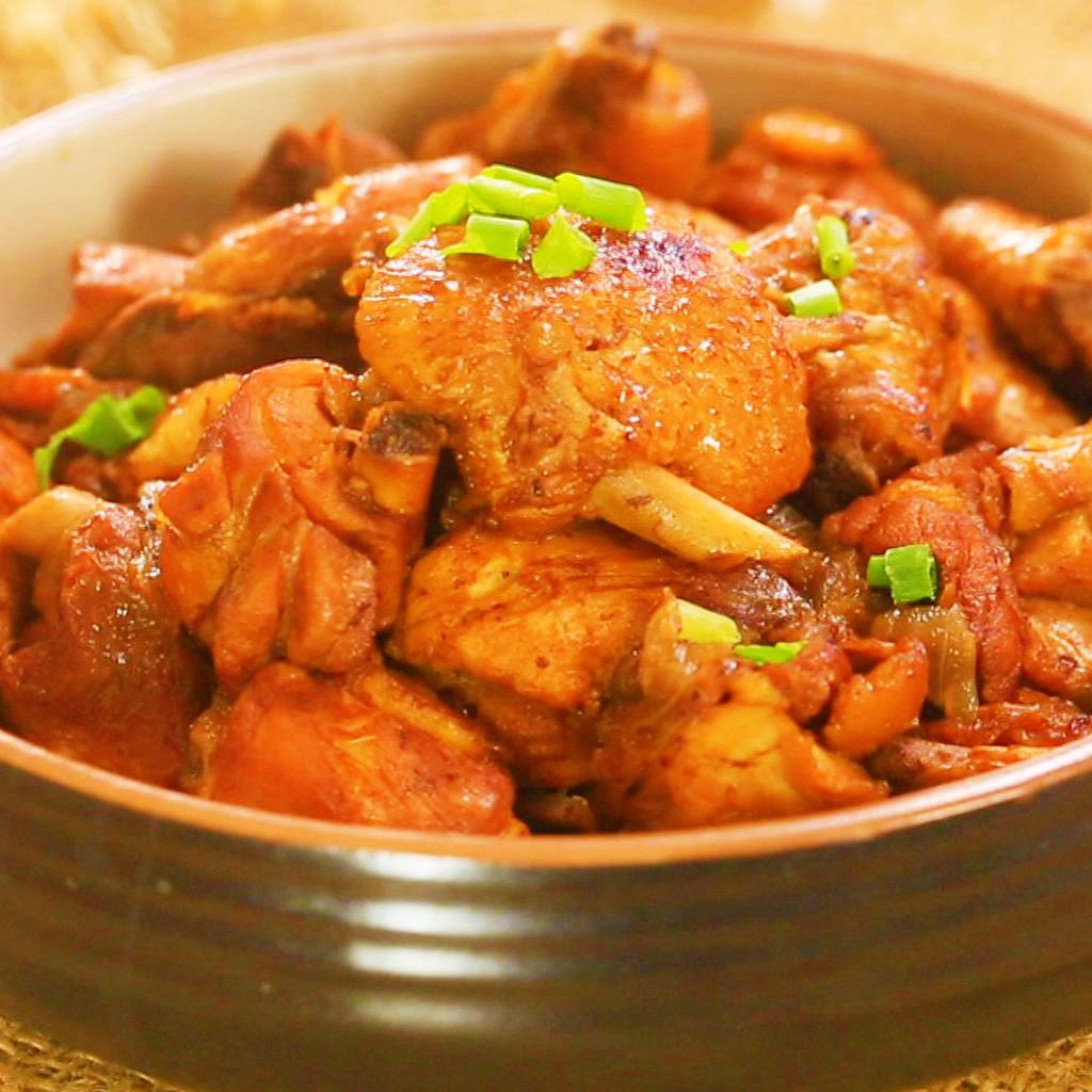 美味|洋葱鸡煲