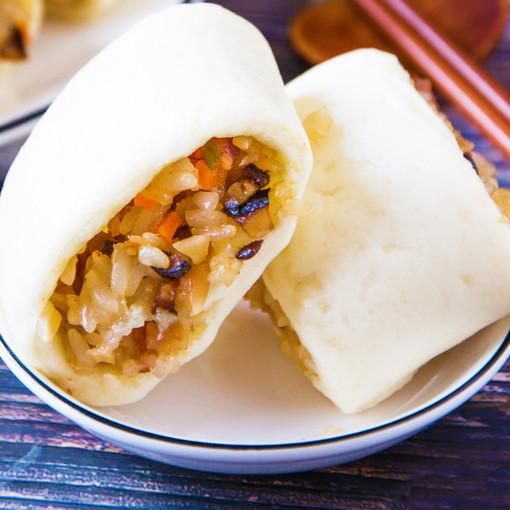 特色美味 广式糯米卷